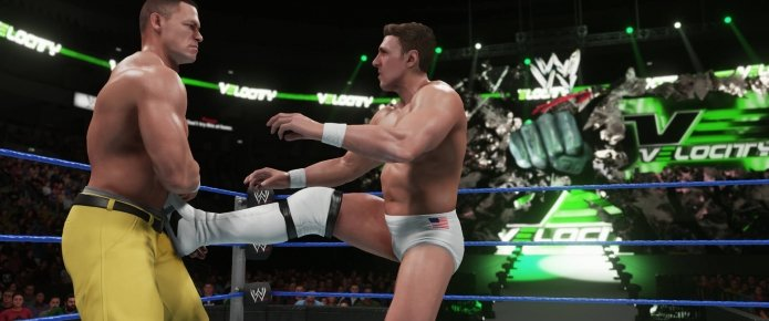 WWE 2K19 Review