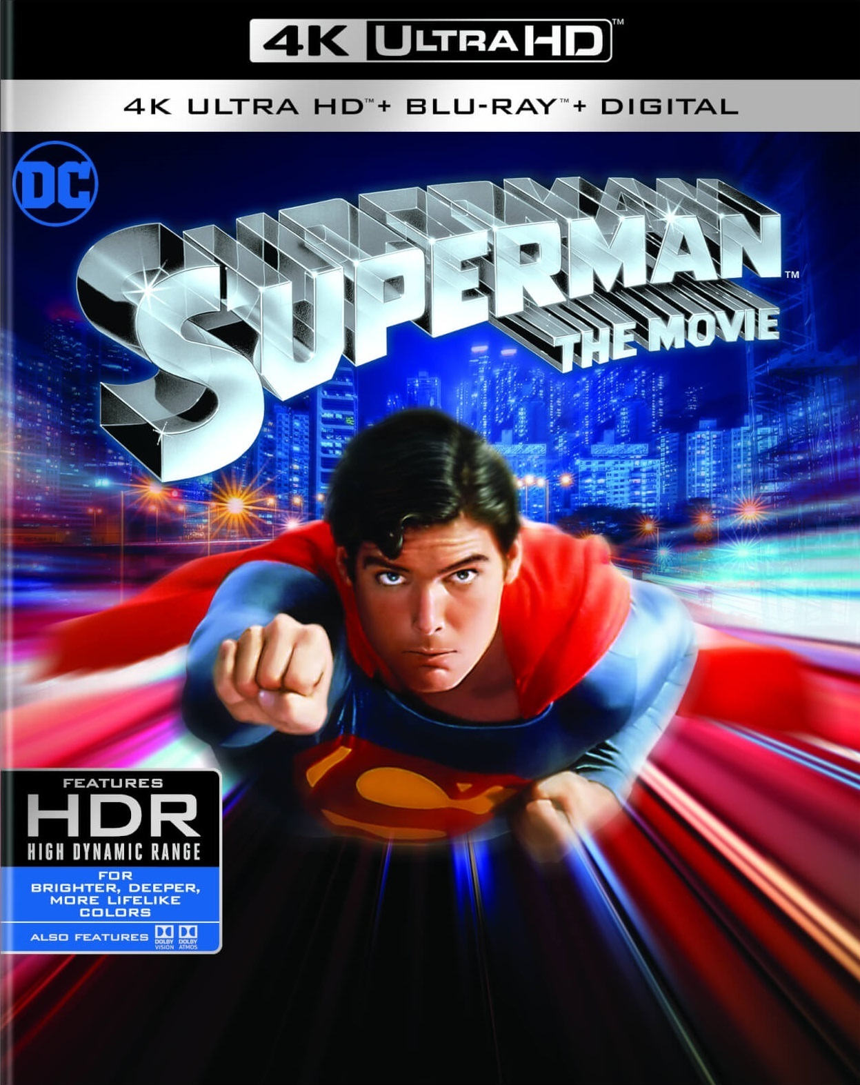 Superman: The Movie's Theatrical Re-Release Trailer Lands Online