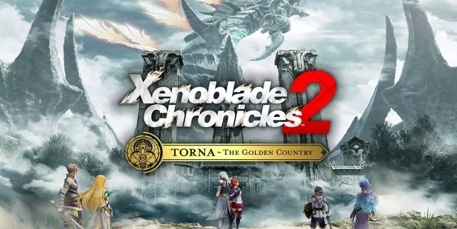 Xenoblade Chronicles 2 Torna The Golden Country Artwork