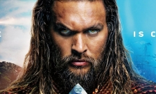 Watch: Aquaman's Post-Credits Scene Has Leaked Online