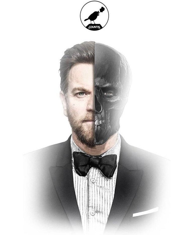 Ewan Mcgregor S Black Mask Could Go On To Face Batman In The Dceu