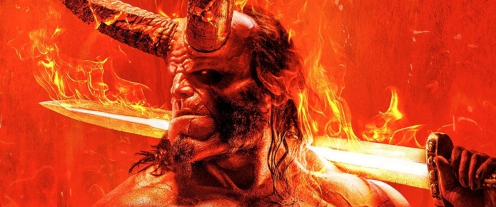 Hellboy Reboot Praised As Fun And Incredibly Violent After First Test Screening