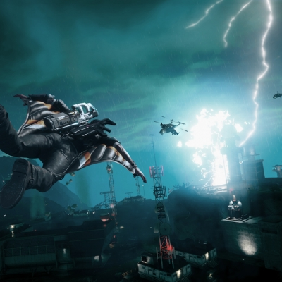 Just Cause 4 Hands-On Preview