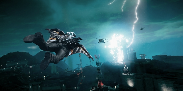 Just Cause 4 Preview