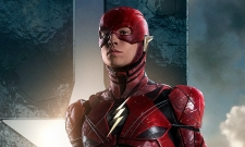 Ezra Miller's Flash Script Said To Be In The Vein Of Flashpoint