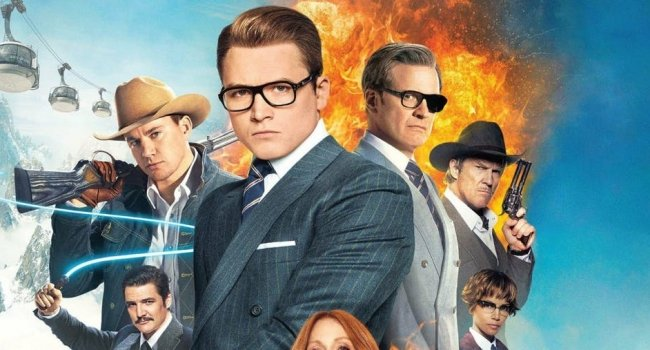 Disney Moving Forward With Kingsman: The Great Game