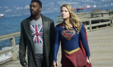 Supergirl Teams Up With Manchester Black In New Photos
