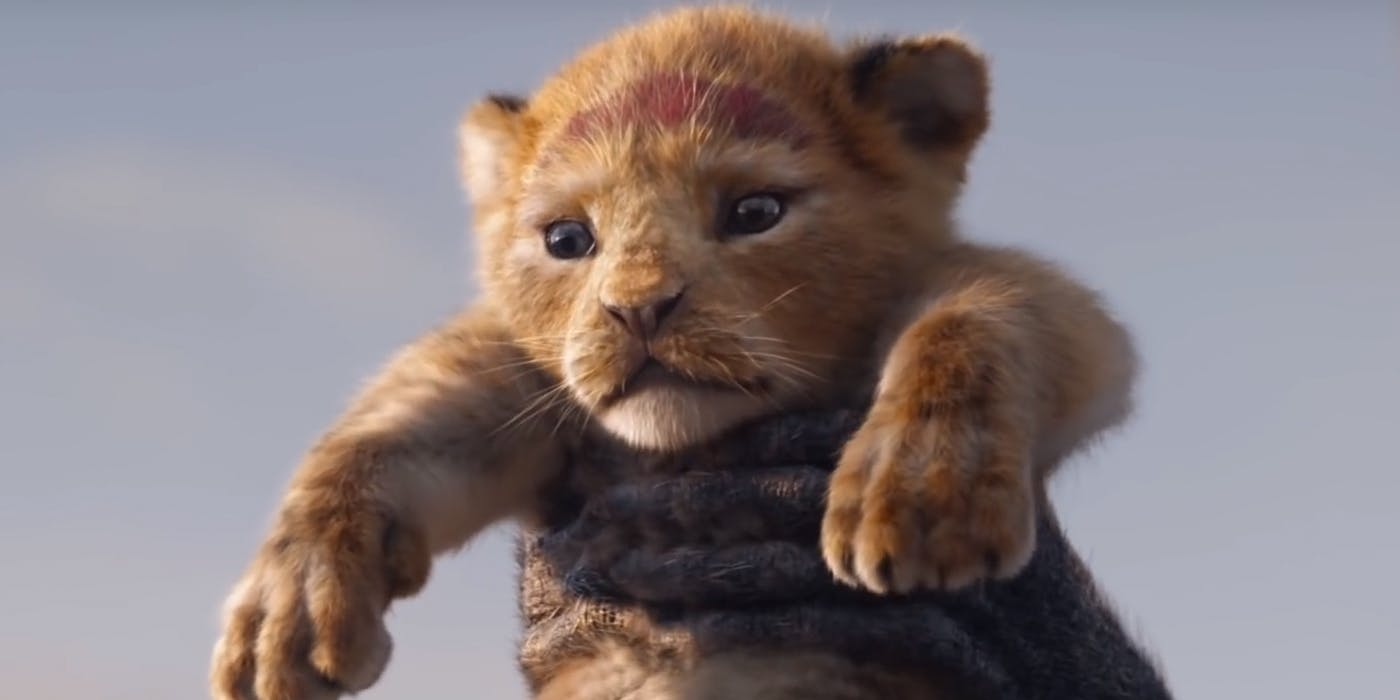 the internet reacts to first trailer for the lion king
