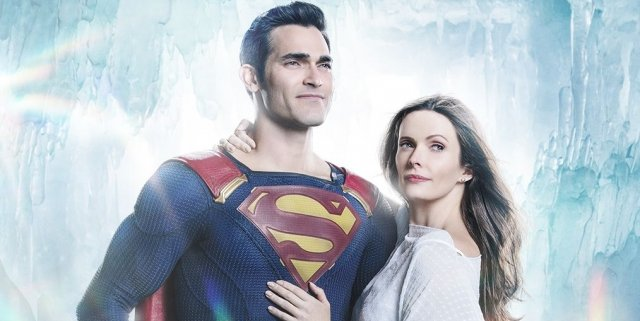 Superman Lois Lane Arrowverse