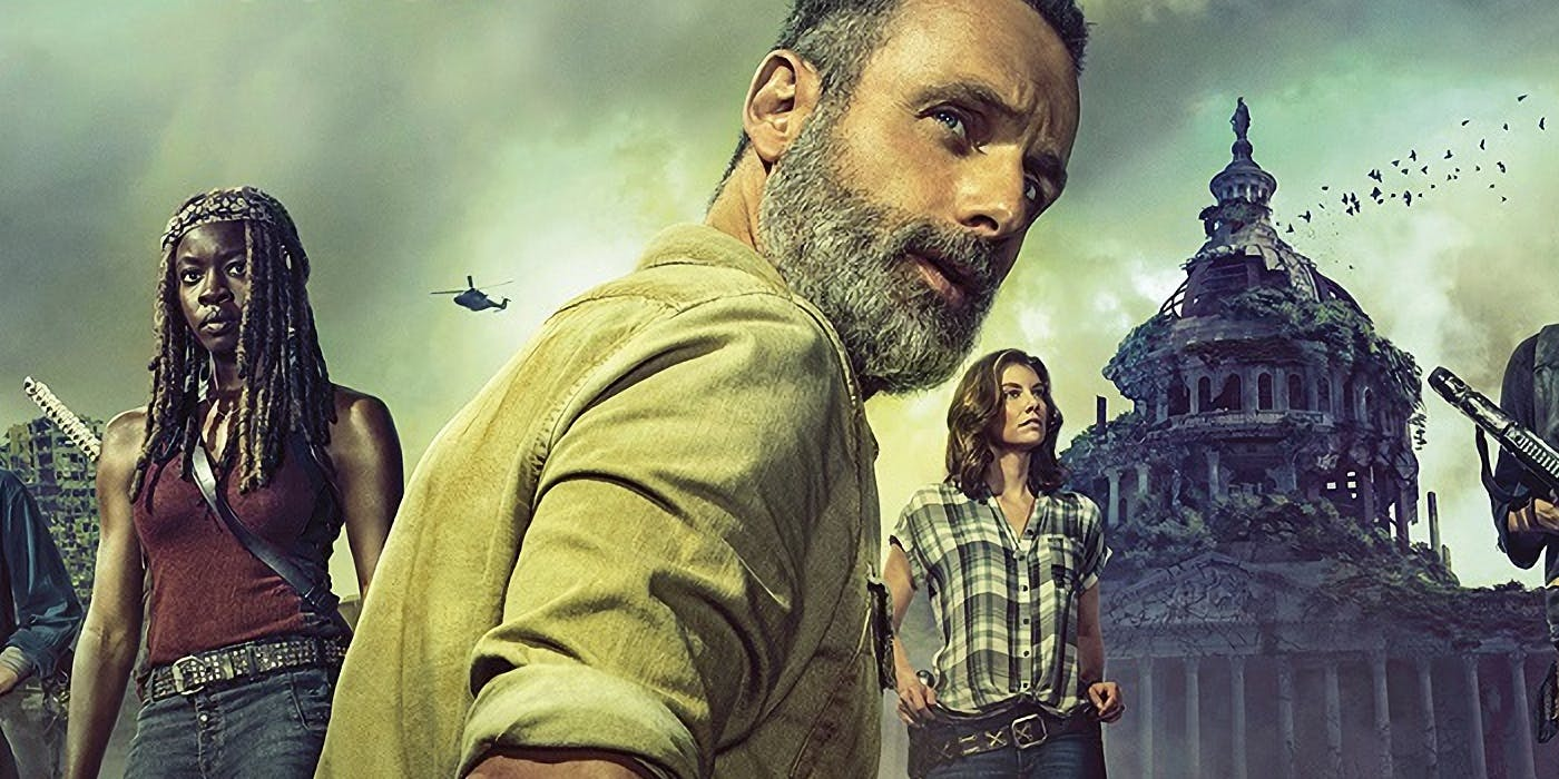 Walking Dead Cruise 2020.The Walking Dead Franchise Will Air Almost Every Sunday In 2020