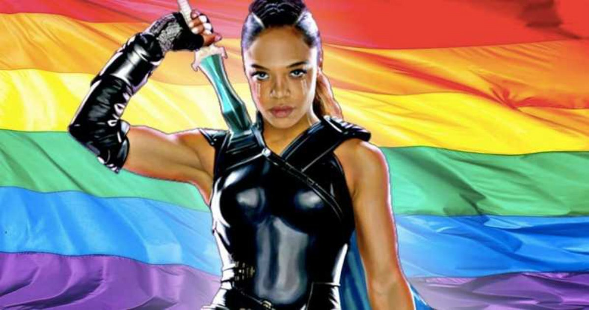 Tessa Thompson Says Better Representation In The MCU Is A Big Deal