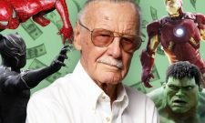 Stan Lee's Daughter Sides With Sony Over Spider-Man Dispute