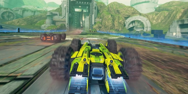 GRIP Combat Racing Screenshot PC