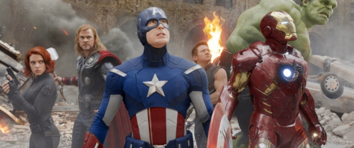 Original Avengers Poster Gets Awesome Update With Endgame Costumes
