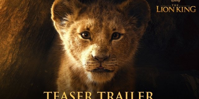 The Lion King Trailer