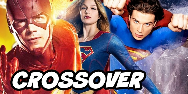 Arrowverse SMallville Crossover