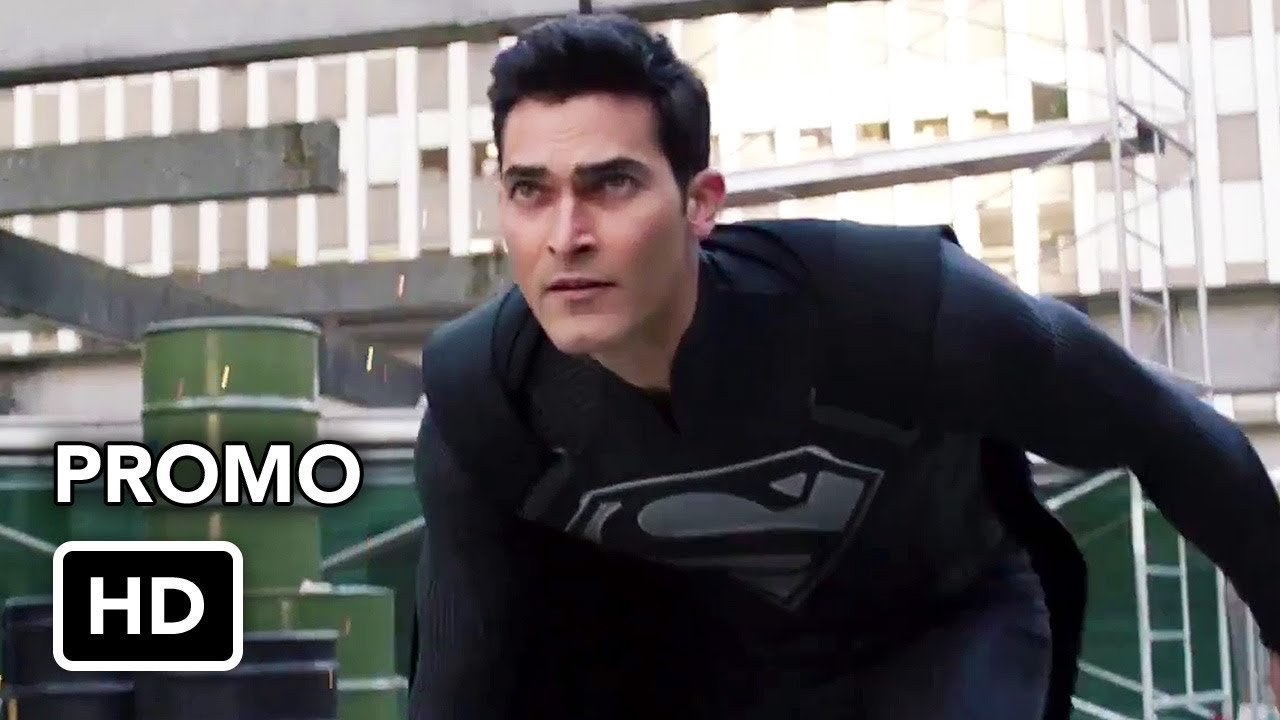 Download The Image Of The Evil Superman With Black Suit: Latest Elseworlds Trailer Features Black Suit Superman And