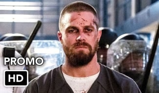 First Promo For Next Week's Episode Of Arrow Is An Absolute Riot