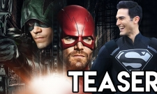 Barry And Oliver Swap Bodies In First Arrowverse Crossover Promo