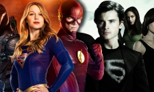 New Crisis On Infinite Earths Poster Features A Multiverse Of Heroes