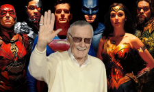 DC Comics Release Touching Stan Lee Tribute Poster
