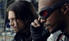 New The Falcon And The Winter Soldier Details And Logo