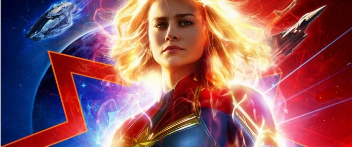 Captain Marvel's Brie Larson Isn't Afraid Of Facing Thanos