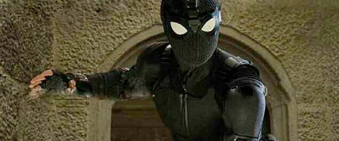 Spidey Goes Stealth In First Spider-Man: Far From Home Photo