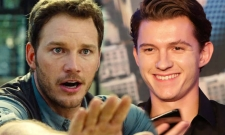 Chris Pratt And Tom Holland Teaming Up For New Disney Film Onward