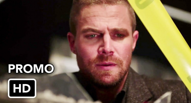 Epic New Arrow Trailer Teases What's To Come In Season 7B