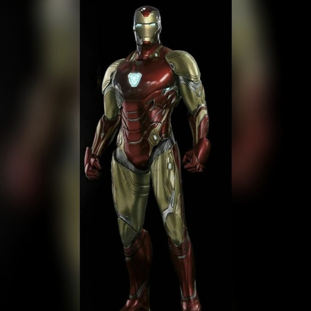 Leaked Avengers Endgame Concept Art Teases Iron Man S New Suit