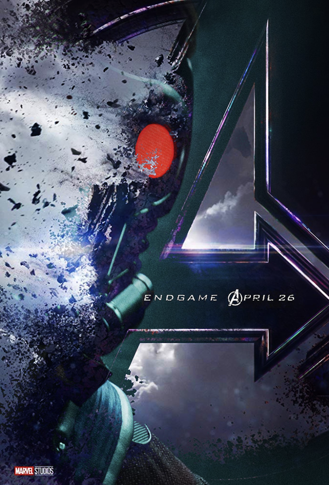 Tragic New Avengers Endgame Fan Posters Remember Thanos Victims