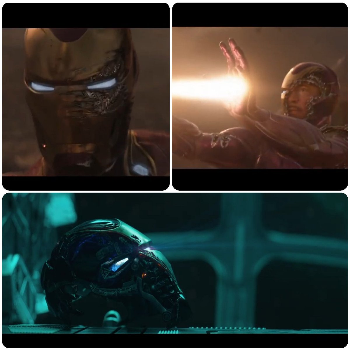 the avengers  endgame trailer has a pretty big continuity