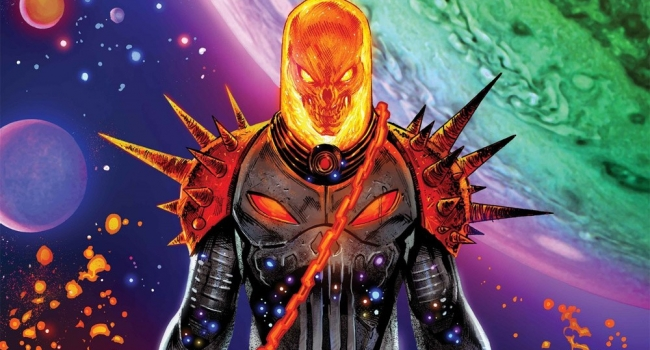 Cosmic Ghost Rider Destroys Marvel History In Comic Book Miniseries This March