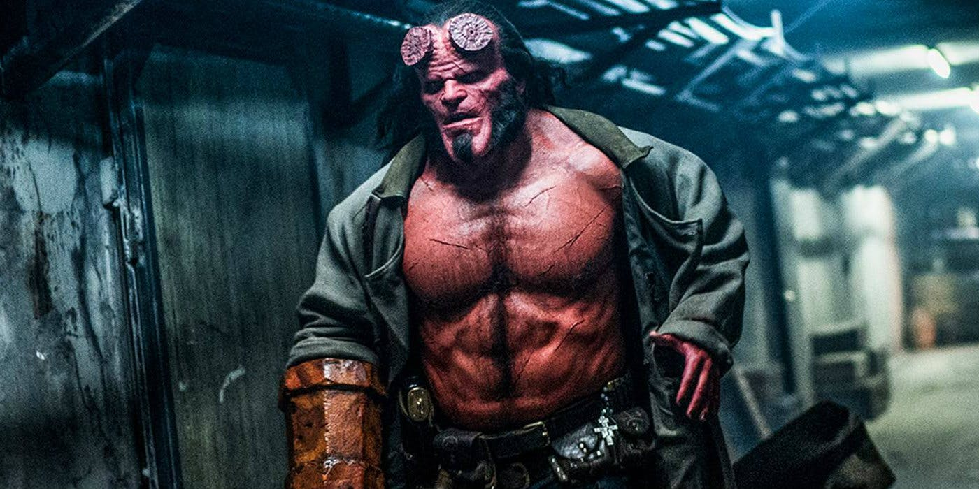 Image result for hellboy david harbour