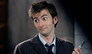Georgia Tennant Shares Hilarious Photo Of Two Doctor Who Stars