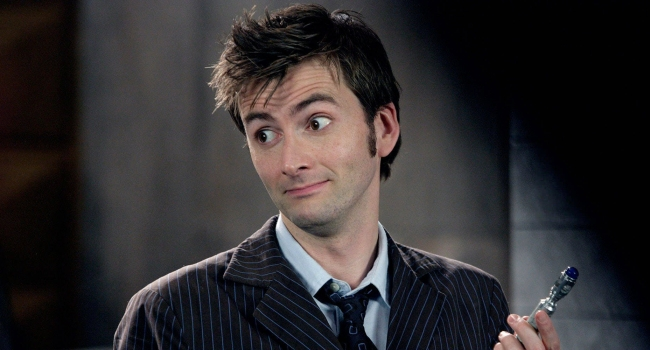 David Tennant's Final Doctor Who Episodes Getting Blu-Ray Steelbook Release