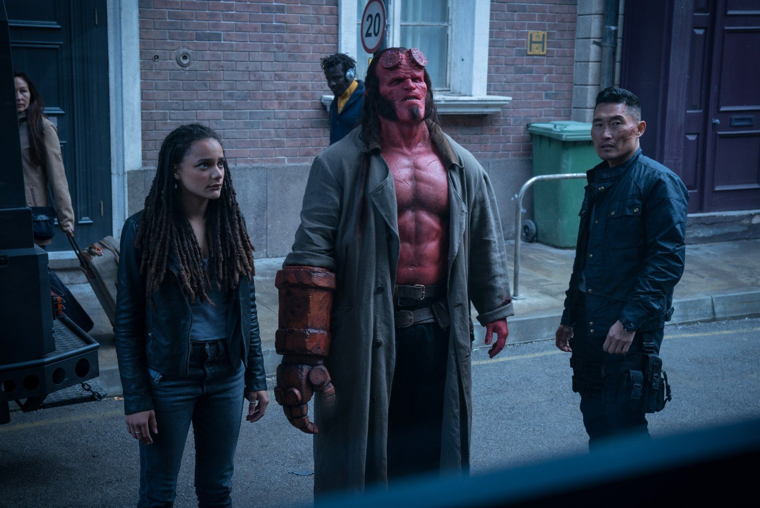 'Hellboy' drops apocalyptic and rather bloody trailer