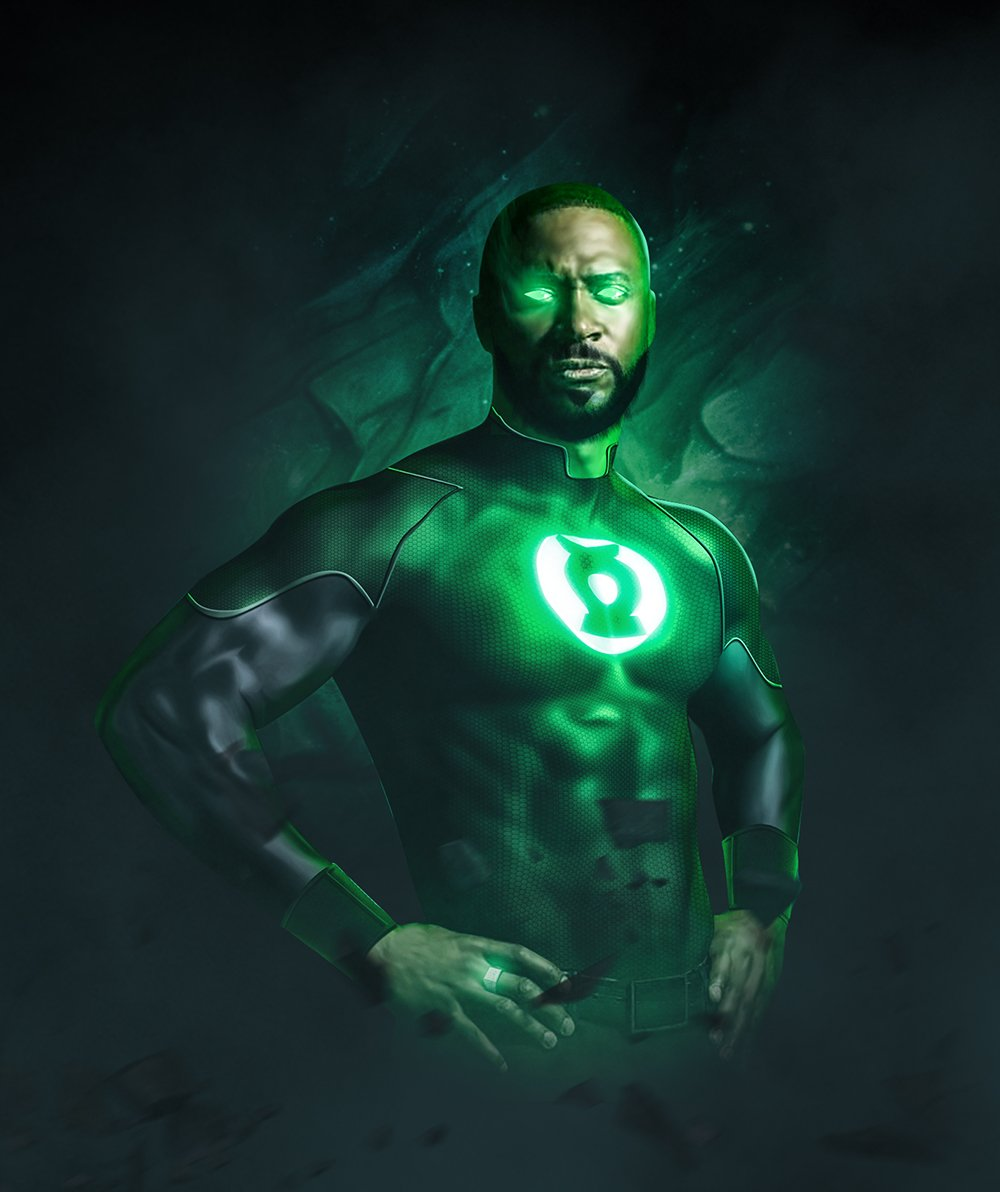 Arrow Showrunner Says Diggle As Green Lantern Is To Be Continued