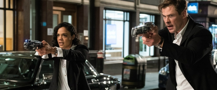 Sony Debuts First Men In Black International Footage At CCXP