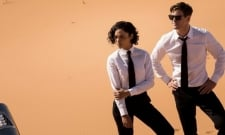 Tessa Thompson Shares Another New Men In Black International Photo