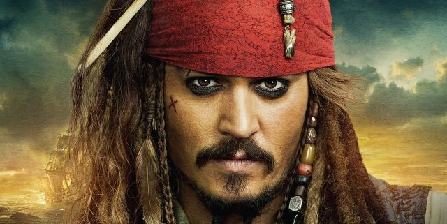 Pirates of the Caribbean Depp