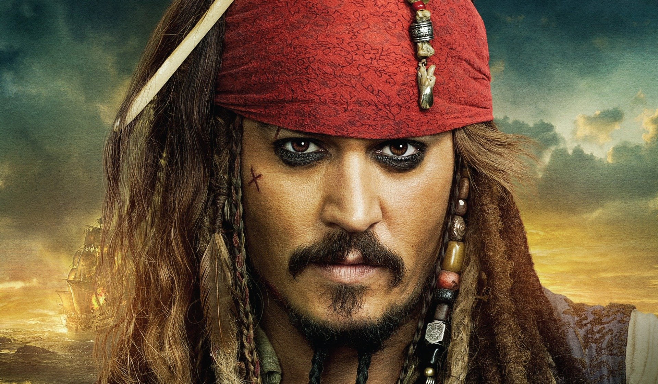 Pirates of the Caribbean Depp