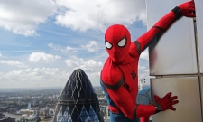 Leaked Spider-Man: Far From Home Photos Swing Onto The Web