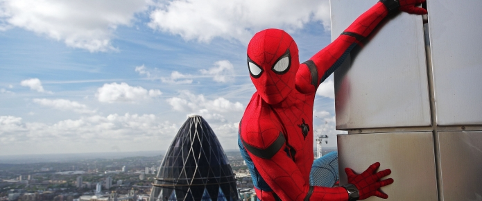 Watch Spider-Man: Far From Home's Tom Holland Panic When A Hotel Fire Alarm Goes Off