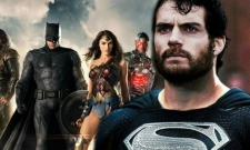 Zack Snyder Shares First Photo Of Justice League's Black Suit Superman