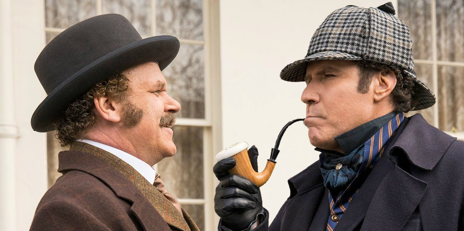 Image result for holmes watson