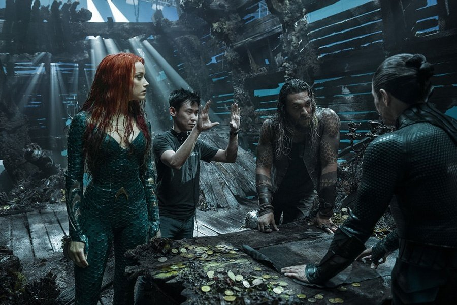 Wb Reportedly Considering Replacing Amber Heard In Aquaman 2