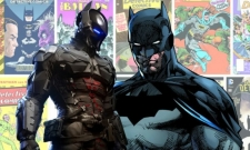 New Detective Comics #1000 Photos Reveal First Look At The Arkham Knight