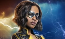 Black Lightning Reveals First Look At Jennifer In Her Lightning Costume
